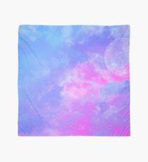 Blue Lilac Dream Skyscape Scarf