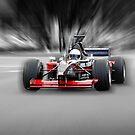 Minardi F1 Grand Prix Car by Peter Redmond
