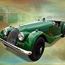 Morgan Roadster by K and K Hawley