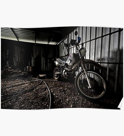 On Two Wheels Poster