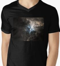 ©TSS The Sun Series  LXVIII. Men's V-Neck T-Shirt