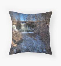 Wequiock Falls Throw Pillow
