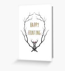 Hannibal Greeting Card