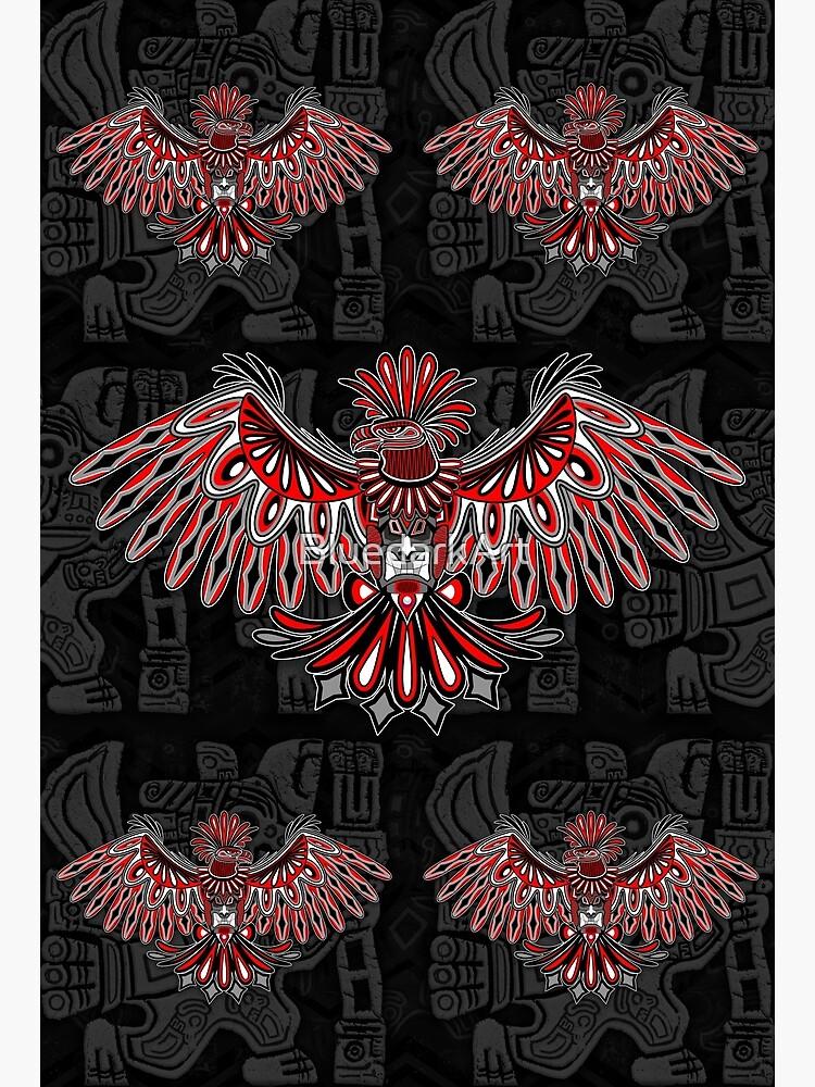 0acb92d98 Eagle Tattoo Style Haida Art