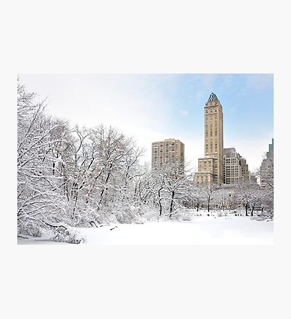 Central Park South  2- New York Photographic Print