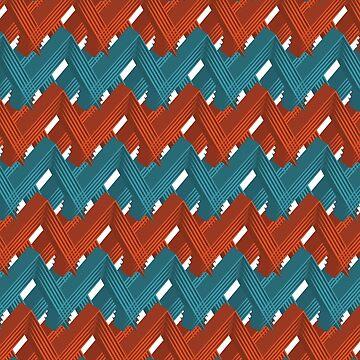 3D Pattern X 1 by uniqueD