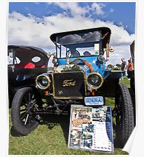 1915 Ford Poster