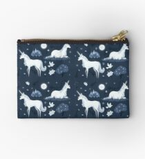 The Last Unicorn Zipper Pouch