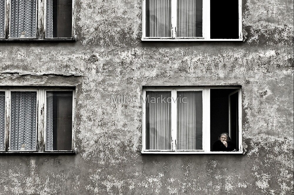 Perspectives by Milos Markovic