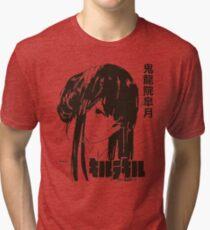 Satsuki Kiryuin Tri-blend T-Shirt