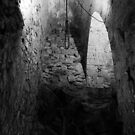 The End. Chillon Castle Prison. by Igor Pozdnyakov