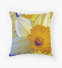 Joy Forever Throw Pillow