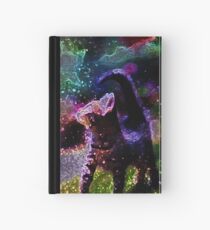 Looking Up at the Falling Down Hardcover Journal