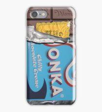 Wonka Bar Chilly Chocolate Caramel Phone Case iPhone Case/Skin