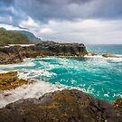 Lumaha'i Beach, Kauai, Hawaii by HealthyTrekking