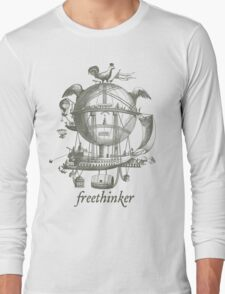 Freethinker Long Sleeve T-Shirt