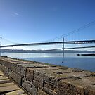 Queensferry Crossing, South Queensferry, Scotland. by AlbaPhotography
