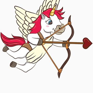 Cupid Unicorn by rkhy