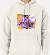 Star Platinum's the world Pullover Hoodie