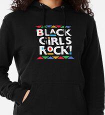 Sudadera con capucha ligera Black Girls Rock! Regalo del mes de la historia negra