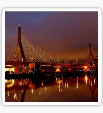 Zakim bridge Sticker