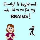 Zombie Boyfriend by Nebsy