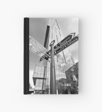 Beetham Tower, Manchester City Centre Hardcover Journal