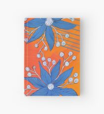 Baby Breath Hardcover Journal