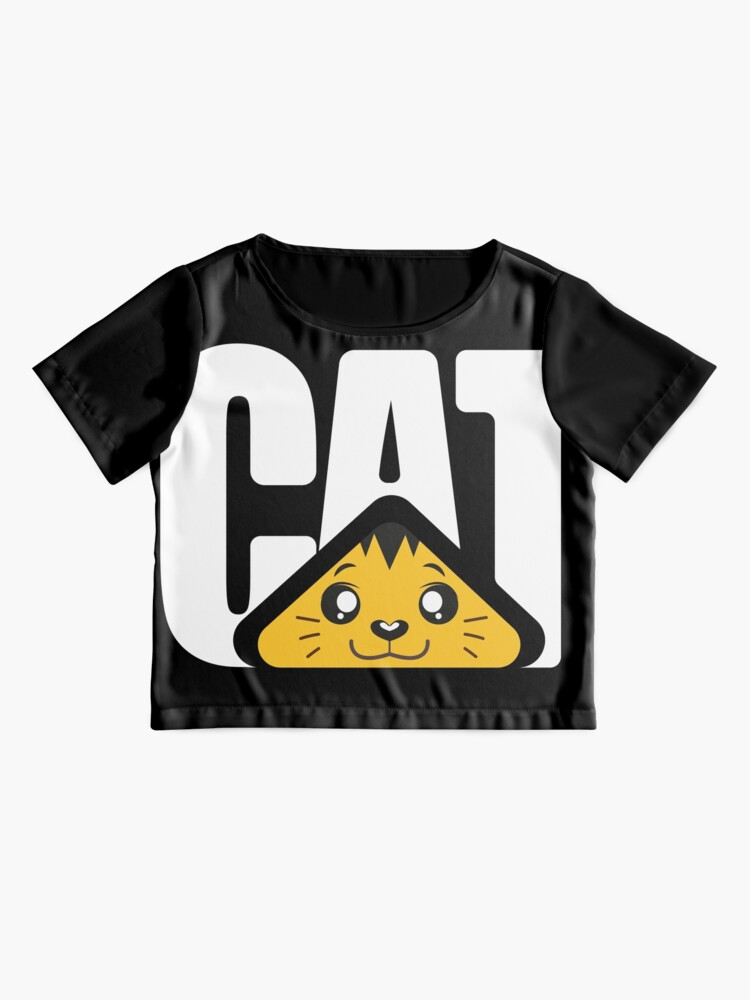 Vista alternativa de Blusa CAT Machine