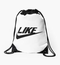 Just Like Drawstring Bag
