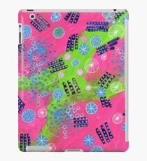 Lime and Green iPad Case/Skin