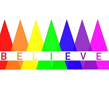 Believe by imoulton