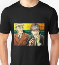 Wilfrid and John - scene from A Hard Day's Night 205 views T-Shirt