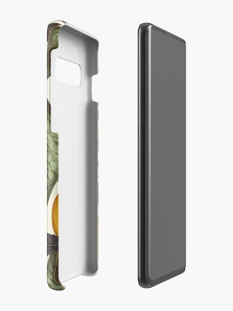 Alternative Ansicht von Dicky Bow - Julia Hülle & Klebefolie für Samsung Galaxy