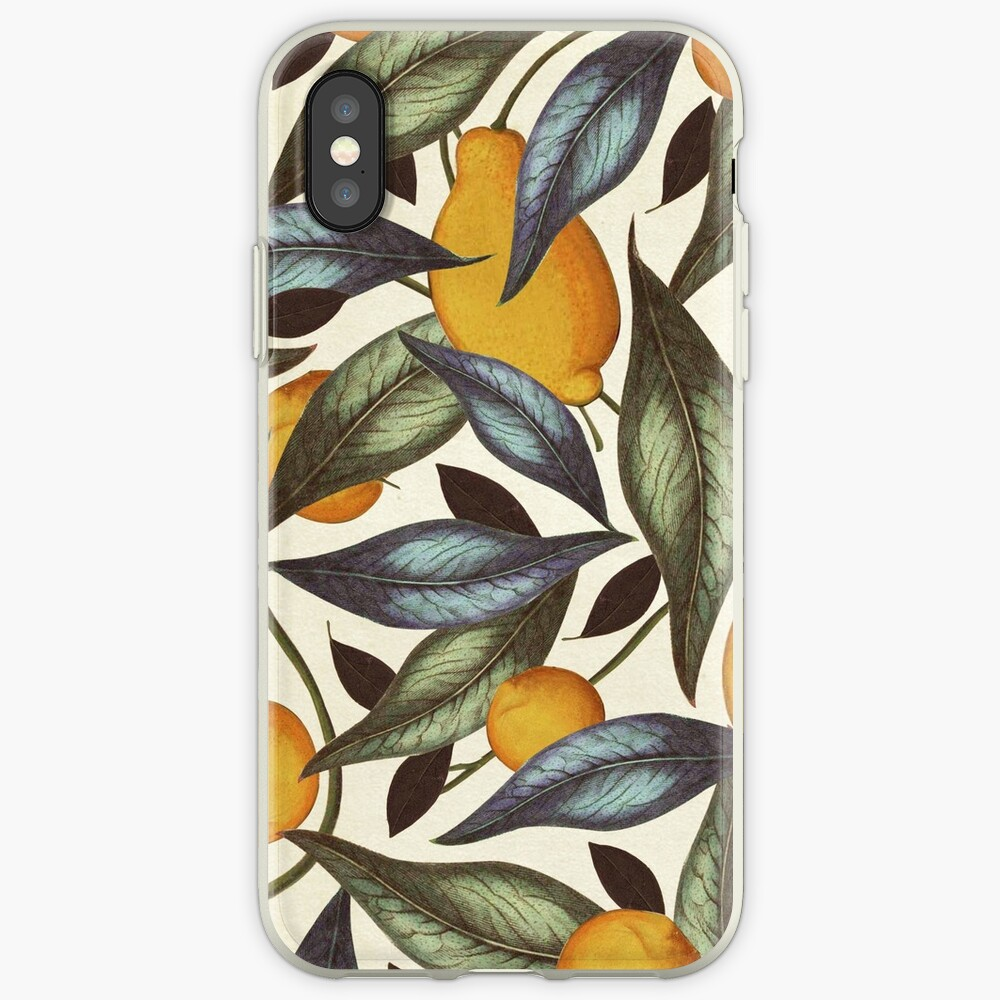 Dicky Bow - Julia iPhone Case & Cover