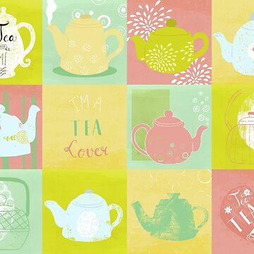 Tea Time by Judith-Loske