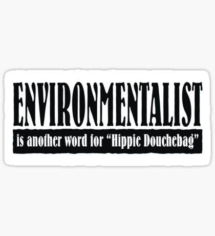 Environmental Impact:  Series V Sticker