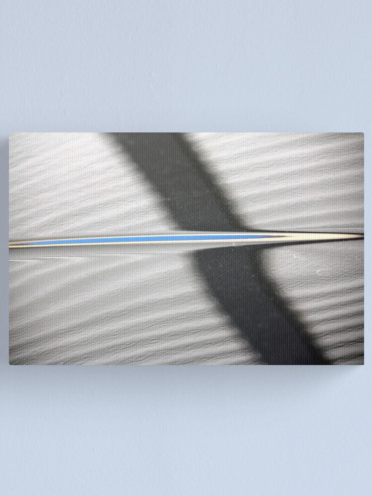 Alternate view of A Slice of Sky Canvas Print