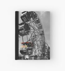 Ferris wheel Hardcover Journal