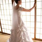 Bridal Reflection by Sue  Cullumber