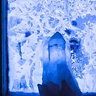 Blue Ice and Clear Quartz by DeeCarmack