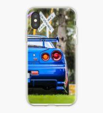 GTR ON GRASS iPhone Case
