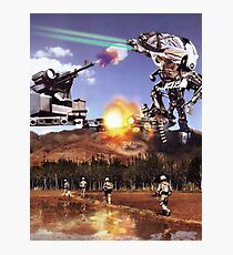 """""""Jihadist Mega-Botz....""""   Totally Phunkt up by the """"Toastedghost"""" Photographic Print"""
