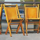 Four Chairs by Michael Ward