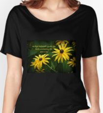 Everlasting Life Women's Relaxed Fit T-Shirt