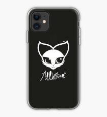 ALLKATZE * Space Cat - Weltraum-Katze - Chat d'Espace iPhone-Hülle & Cover