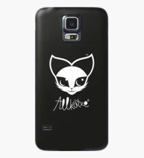 ALLKATZE * Space Cat - Weltraum-Katze - Chat d'Espace Hülle & Skin für Samsung Galaxy