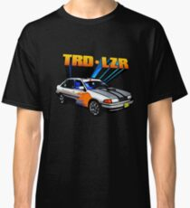 TRD Laser - 80's Style Bright Colour Classic T-Shirt