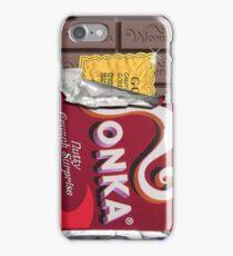 Nusty Crunch Surprise Wonka Bar iPhone and Samsung Case iPhone Case/Skin