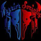 Warrior Society (Buffalo) by MelvinWarEagle